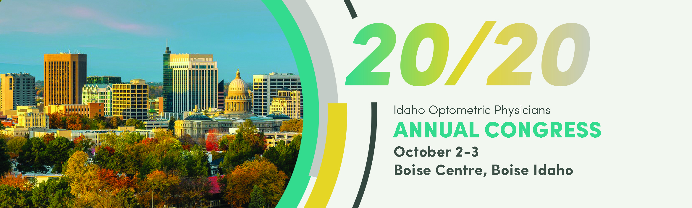 2020 IOP Congress, October 2-3, Boise, Idaho